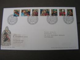 GB FDC  2009  FDC Weinachten Christamas 2832-2838  € 13,00 - FDC