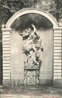 59 ANNAPPES  Le Parc  Le Monument De 1713 La Force Terrassant L'Envie CPA - Andere Gemeenten
