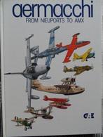 Giorgio Apostolo, Aermacchi. From Nieuports To AMX. Aeronautique - Livres, BD, Revues