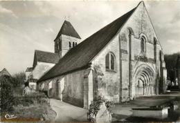 60 CATENOY L'église CPSM GF Dentelée Ed. Combier - Autres Communes