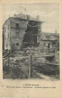 60 VILLE Près Noyon - DIVE-LEFRANC  Le Moulin Legrand En Ruines CPA Dommages Guerre WW1 - France
