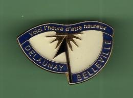 DELAUNAY BELLEVILLE *** 0099 - Badges