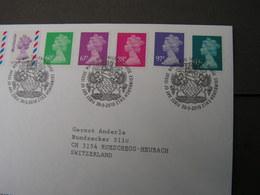 GB FDC  2010  Königin Duerwerte ..2921-2927   € 18,00 - FDC