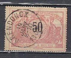 Tr 21 Gestempeld Arendonck - Chemins De Fer