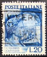 ITALIE                    N° 552                  OBLITERE - 1946-60: Afgestempeld