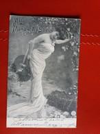 M.lle Manon Des Grieux - Viaggiata Il 9.4.1903 - Ed. Alterocca, Terni - Teatro