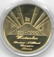 GOUD 175 JAAR WATERLOO 1815 - 1990 - 1951-1993: Baudouin I