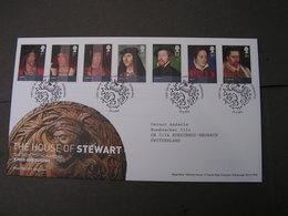 GB FDC 2010  Monarchie III 2910-2916  €  12,00 - FDC