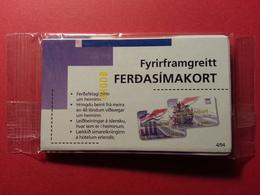 ICELAND - Prepaid 800Kr FERDASIMAKORT Fyrirframgreitt - 4/94 Blister NEUVE MINT (CB1217) - Iceland