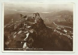 REPUBBLICA DI S.MARINO - PANORAMA DELLA CITTA'   VIAGGIATA FG - Saint-Marin