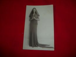 Foto Cartolina Bella Donna - Femmes Célèbres