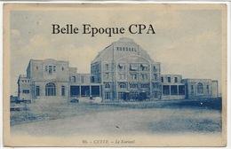 34 - Sète / CETTE - Le Kursaal +++++ G. Artaud, Nantes ++++ - Sete (Cette)