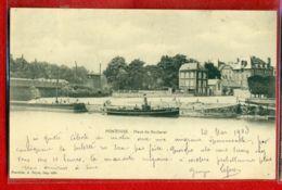 4838 - PONTOISE - PLACE DU BUCHEREL - Pontoise
