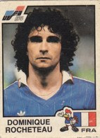 Rare Edition Panini - Decje Novine Yugoslavia, DOMINIQUE ROCHETEAU France 84 UEFA 1984 Euro Europa Cup Championship - Other