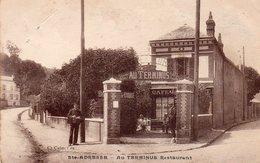¤ Saint Adresse - Au Terminus , Restaurant - Autres Communes