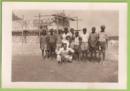 Ilha Do Sal - REAL PHOTO - Construção Em 1951 - Cabo Verde - Cap Vert