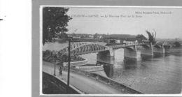 Chalon Sur Saône. Le Nouveau Pont Sur La Saône - Chalon Sur Saone