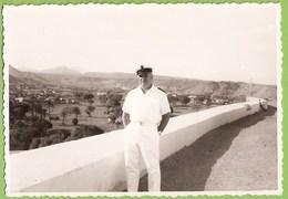 Cidade Da Praia - REAL PHOTO - Militar, 1966 - Military - Cabo Verde - Cap Vert