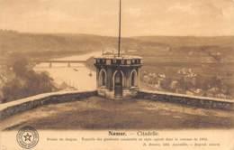 NAMUR - Citadelle - Pointe Du Donjon - Tourelle Des Guetteurs - Namur