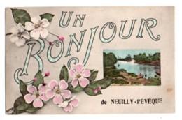 (52) 234, Neuilly L'Eveque, JODS 21, Un Bonjour De Neuilly L'Eveque - Neuilly L'Eveque
