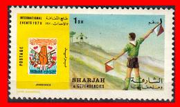 EMIRATOS ARABES  ( SHARJAH ) - Sharjah