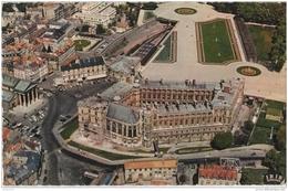 78 - Saint Germain En Laye - Le Château Face Sud Avec La Sainte Chapelle - A Gauche L'église Saint Louis, à L'arrière... - St. Germain En Laye (Château)