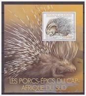 0525 Burundi Stekelvarken Porcupine Porcs-épics S/S MNH - Autres