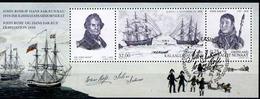 Groenland, Yv Blok 50 Jaar  2010, Gestempeld, Zie Scan - Blocs