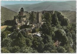 67 - Fleckenstein - Le Château - Vue D'ensemble Côté Nord - France
