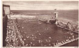 Postcard The Bathing Pool Ramsgate Kent My Ref  B12758 - Ramsgate