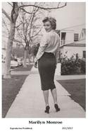 MARILYN MONROE - Film Star Pin Up PHOTO POSTCARD- Publisher Swiftsure 2000 (201/1057) - Postales