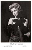 MARILYN MONROE - Film Star Pin Up PHOTO POSTCARD- Publisher Swiftsure 2000 (201/1058) - Cartes Postales