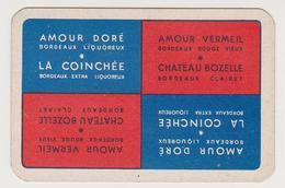 CALENDRIER 1956 Vins & Liqueurs, Bordeaux. Très Bien Conservé.- Calendar Wines. Calendario Vinos, Vini. Weinkalender. - Otras Colecciones