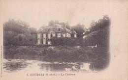 93 GOURNAY - Le Château - Carte Précurseur - Gournay Sur Marne
