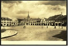 Melnik Namesti Generalissima Stalina  -  Ansichtskarte Ca.1955     (9416) - Jugoslawien
