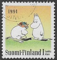 Finland SG1343 1994 Moomins 1 Klass Good/fine Used [39/31809/6D] - Finland