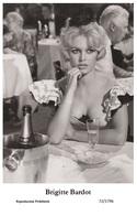 BRIGITTE BARDOT - Film Star Pin Up PHOTO POSTCARD- Publisher Swiftsure 2000 (72/1796) - Non Classés