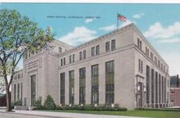 Iowa Dubuque Post Ofice - Dubuque