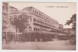 1145/ CALCUTTA, India. Great Eastern Hotel. CPA. Non écrite. Unused. No Escrita. Non Scritta. Ungelaufen. - India