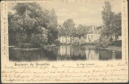 BRUXELLES :  Le Parc Léopold - Monuments, édifices