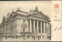 BRUXELLES : Bourse - Monuments, édifices