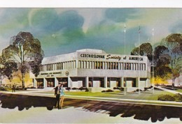 Illinois Berwyn The Czechoslovac Society Of America Home Office Building - Joliet