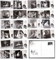 657  Ballet - A. Alonso - Dance - Postal Sta. X 20 - Unused - 29,50 - Danse