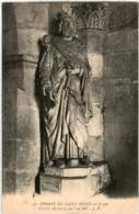 51dm 828 CPA - ABBAYE DE SAINT DENIS - CRYPTE - CHARLES LE GROS - Saint Denis