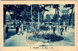 41kks 319 CPA - VICHY - LE PARC - Vichy