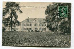 CPA   41 : FONTENAY Sur EURE  Le Château   A  VOIR  !!!! - France