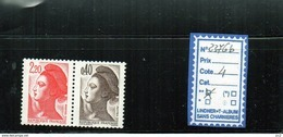 FRANCE LIBERTE DE GANDON - N°2376b - 1982-90 Libertà Di Gandon