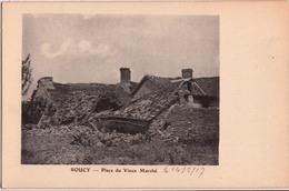 ROUCY-PLACE DU VIEUX MARCHE - France