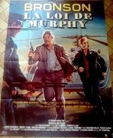 AFF CINE ORIG LA LOI DE MURPHY C Bronson (1986) 120X160 - Posters