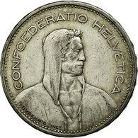 Monnaie, Suisse, 5 Francs, 1931, Bern, TTB, Argent, KM:40 - Suisse